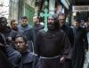 Franciszkańscy mnisi w Jerozolimie
