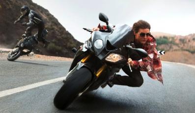 "Tom Cruise ściga się i walczy w ""Mission: Impossible – Rogue Nation"""