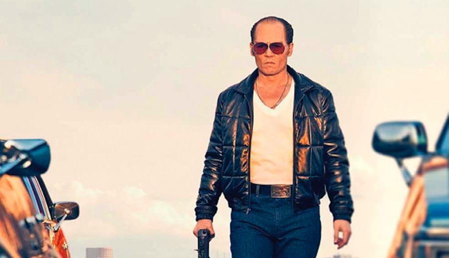 Johnny Depp na pierwszym zdjęciu z \