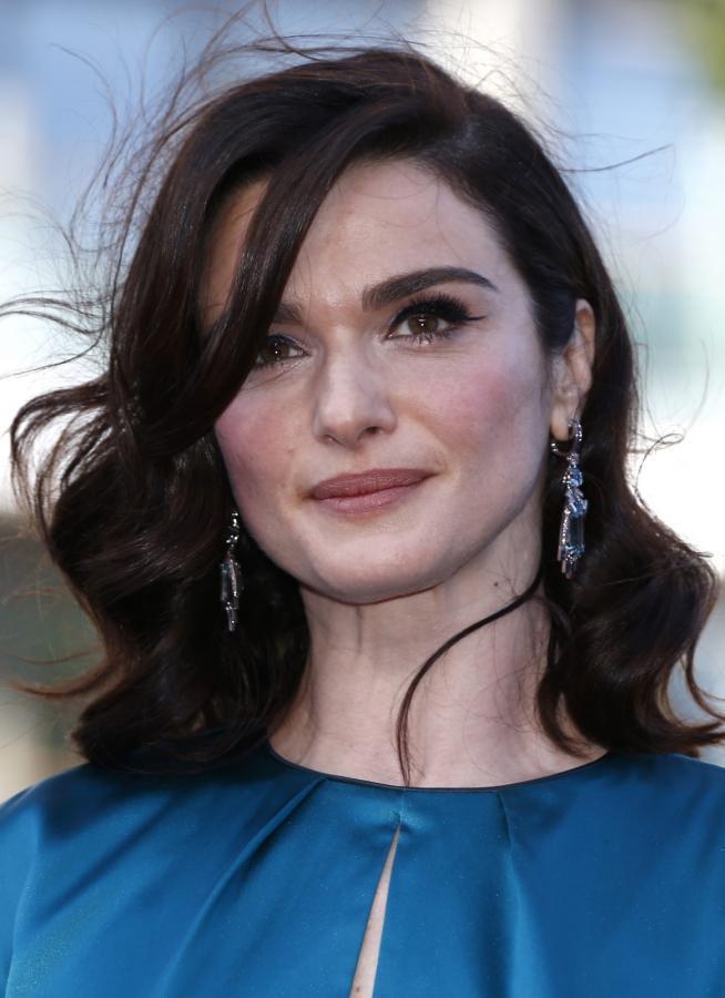 """Piękna """"Pani Bond"""" Rachel Weisz na festiwalu w Cannes"""
