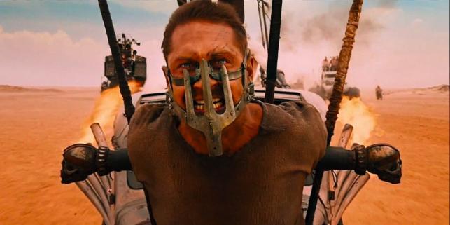 """""""Mad Max: Na drodze gniewu"""" – filmowa jazda bez trzymanki"""