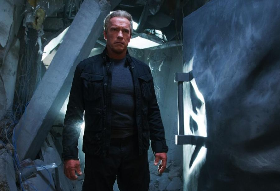 """9. """"Terminator: Genesis"""" – 31 mln pobrań"""