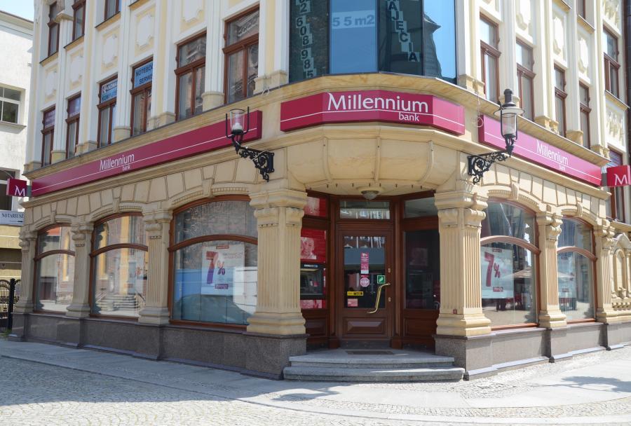 Odział Banku Millennium