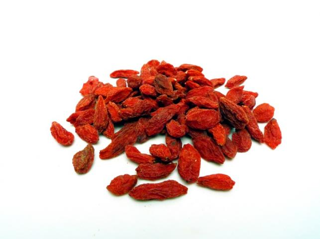 Owoce goji - nieocenione źródło dobra szczególnie dla mężczyzn