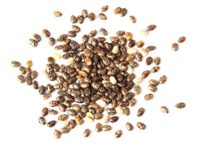 Nasiona chia - bogactwo kwasów omega-3
