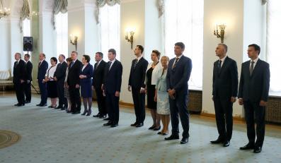 Nowi ministrowie z Pałacu Prezydenckim