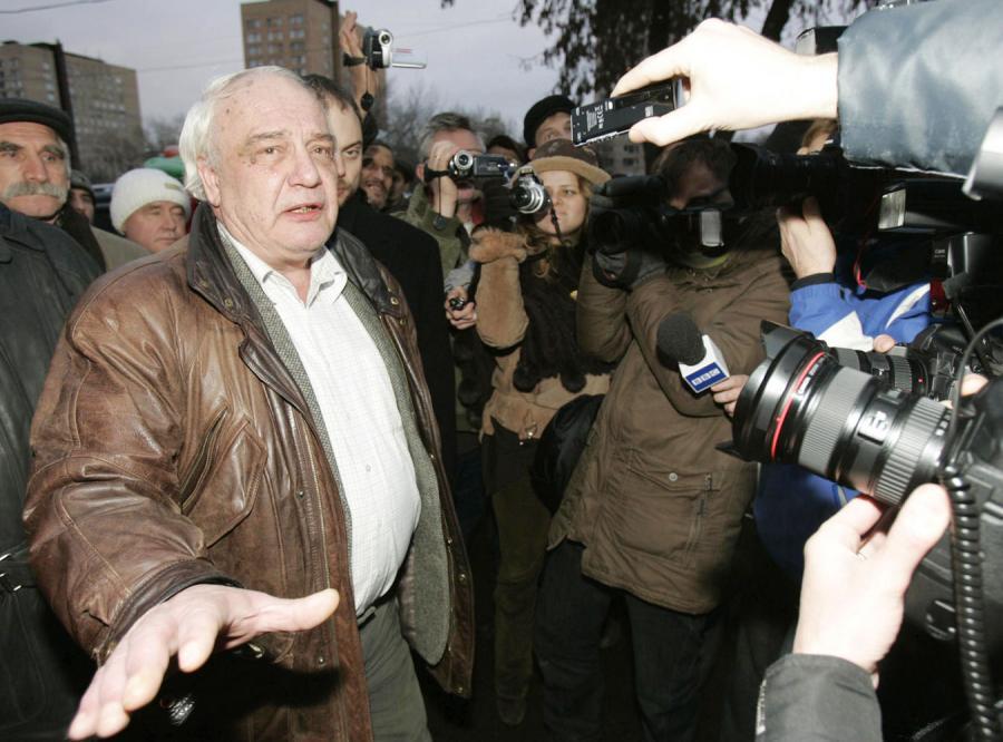 Rosyjska komisja wyborcza nie pozwoli Bukowskiemu kandydować