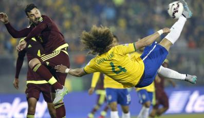 David Luiz i Andres Jose Tunez