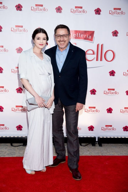 Andrzej Sołtysik z żoną