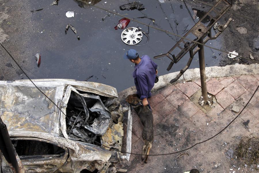 Zdjęcia: Zamach W Egipcie. Nie żyje Prokurator Generalny