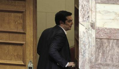 Premier Alexis Tsipras