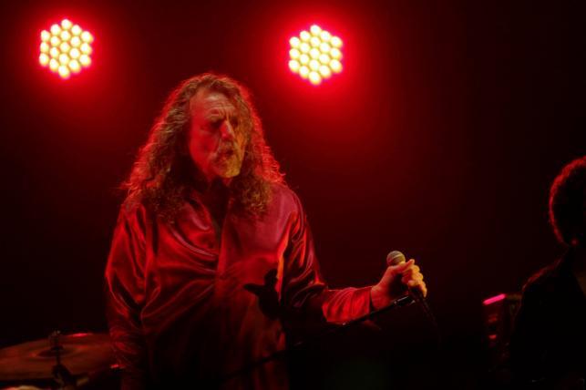 Robert Plant gwiazdą Festiwalu Legend Rocka