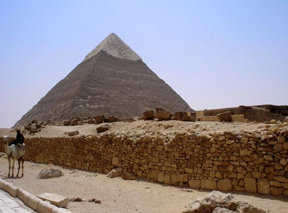 Grobowce faraonów mogą runąć za 150 lat