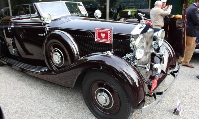 Oto najcenniejszy Rolls-Royce. Należał do generała Sikorskiego. ZDJĘCIA