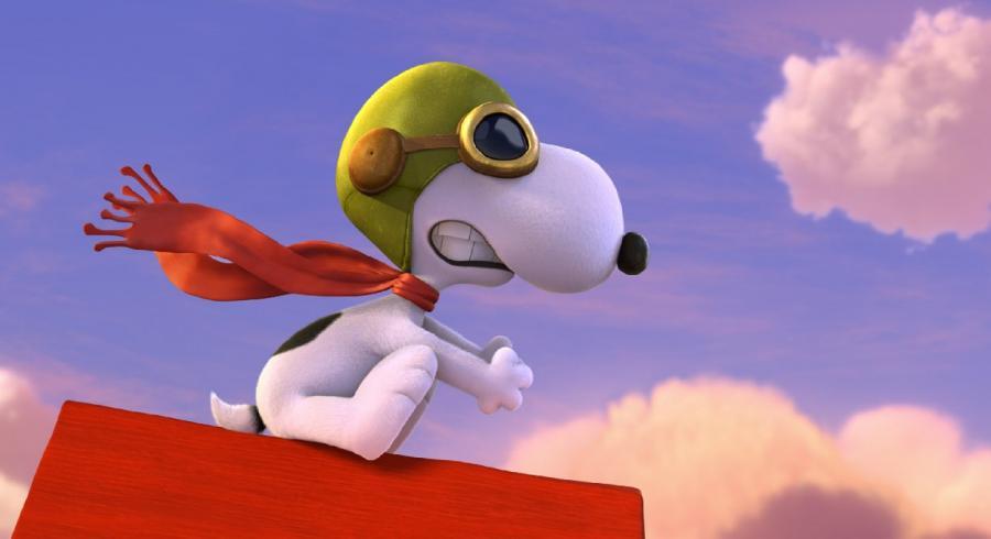 Reżyser podpowiada jak narysować Snoopy\'ego