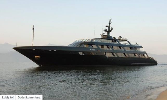 Giorgio Armani pochwalił się jachtami... Oto Main i Mariu