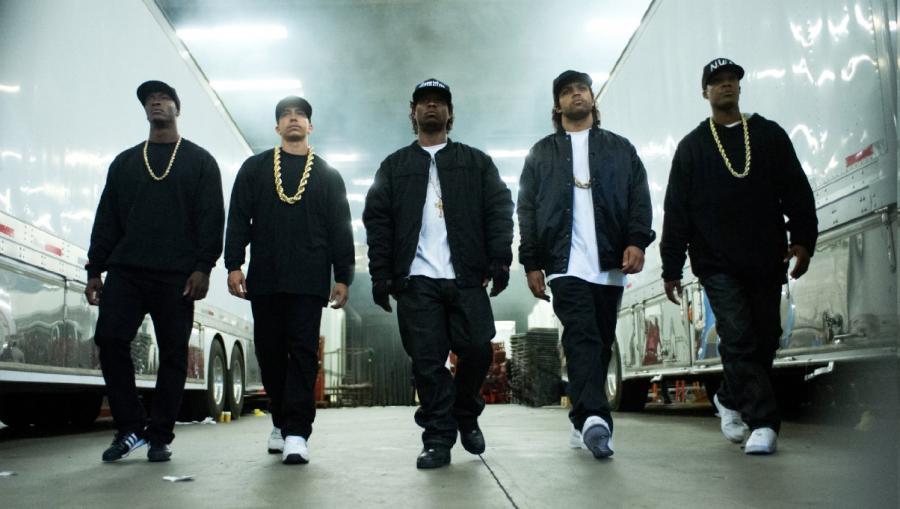 """""""Straight Outta Compton"""": Tak rodziła się legenda hip-hopu"""