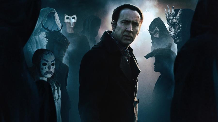 Nicolas Cage w filmie \
