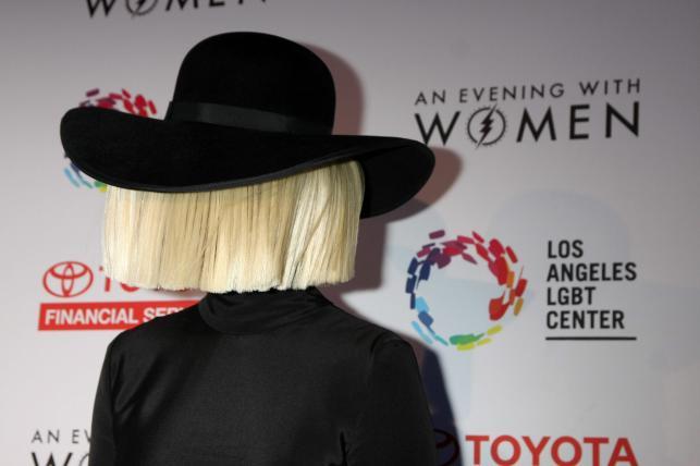 Gwiazdy dobrze zamaskowane: Sia