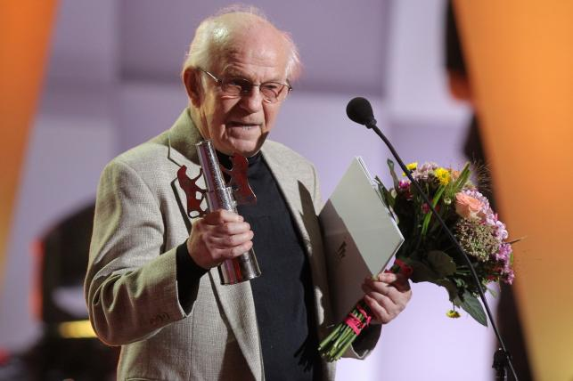 Jerzy Antczak otrzymał Diamentowe Lwy dla najlepszego filmu czterdziestolecia