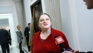 Krystyna Pawłowicz w Sejmie