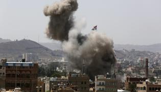 Naloty w Jemenie