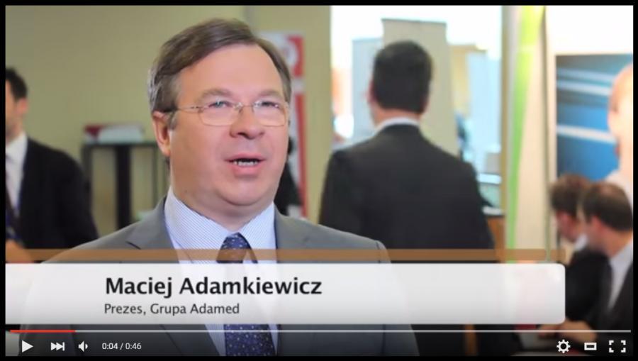 Maciej Adamkiewicz - Prezes, Grupa Adamed