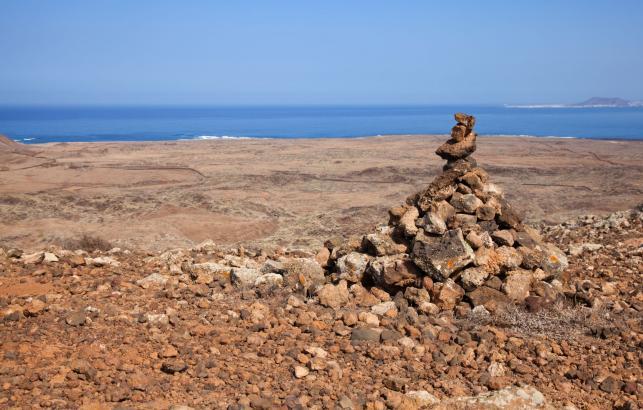 Sendero de Bayuyo, Fuertaventura