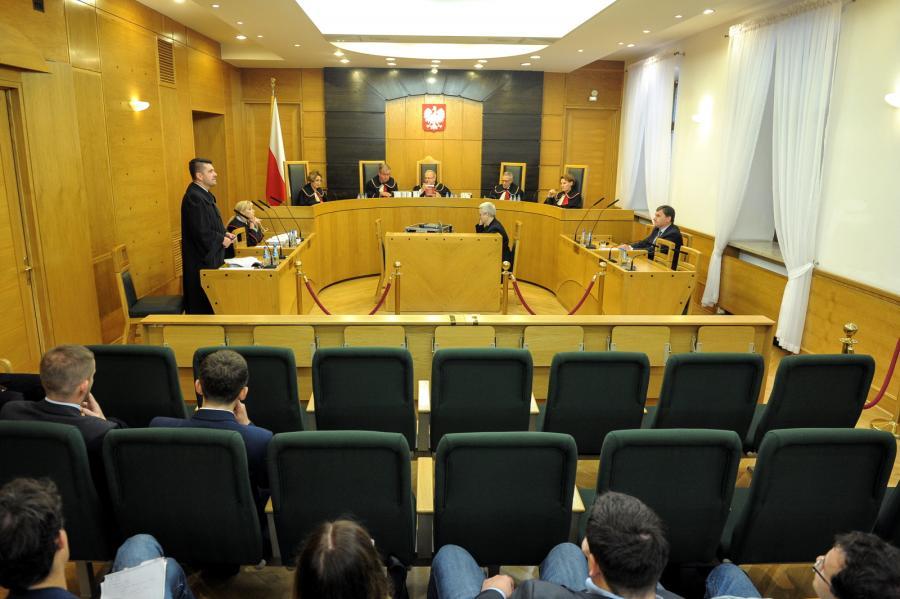 Sędziowie rozpatrują skargę konstytucyjną piosenkarki Doroty Rabczewskiej