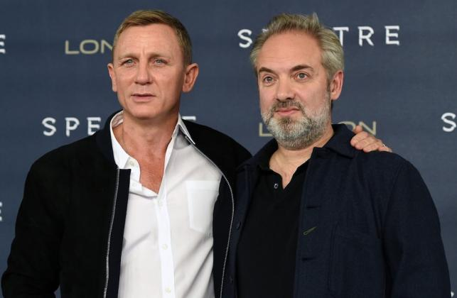 Daniel Craig i Sam Mendes
