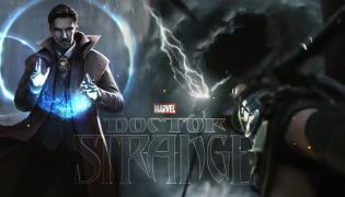 """Benedict Cumberbatch to idealny """"Doctor Strange"""""""