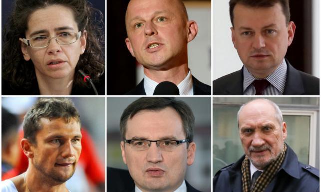 Przedstawiamy ministrów w rządzie PiS! Zobacz ZDJĘCIA