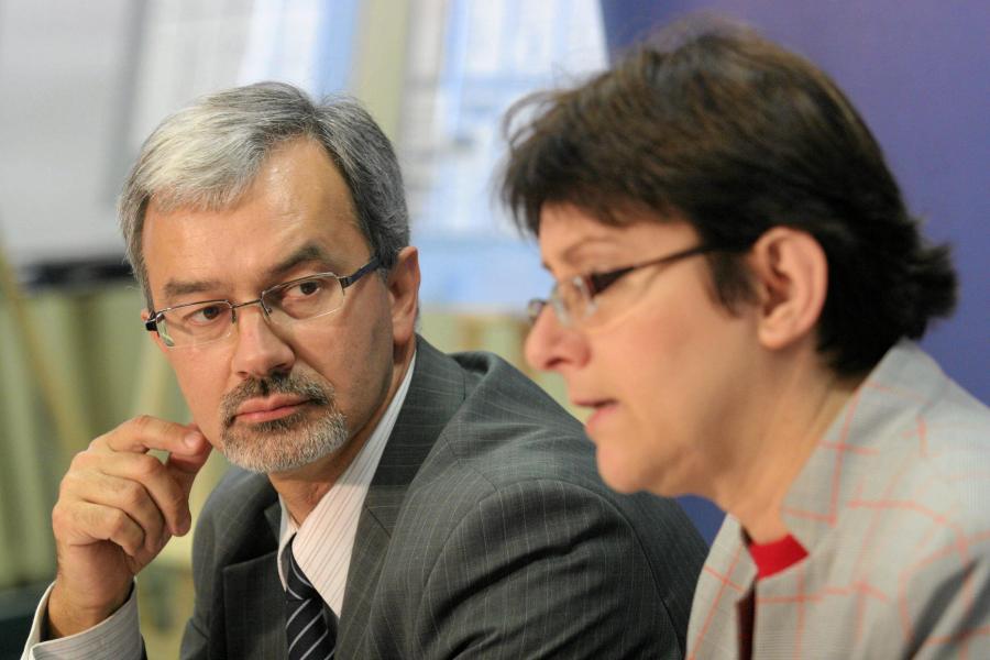 JERZY KWIECIŃSKI,  pierwszy wiceminister ds. rozwoju i minister członek Rady Ministrów
