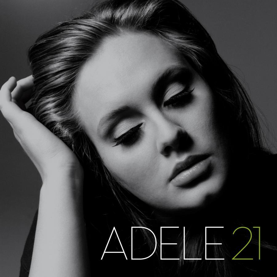 "1. ""21"" – Adele"