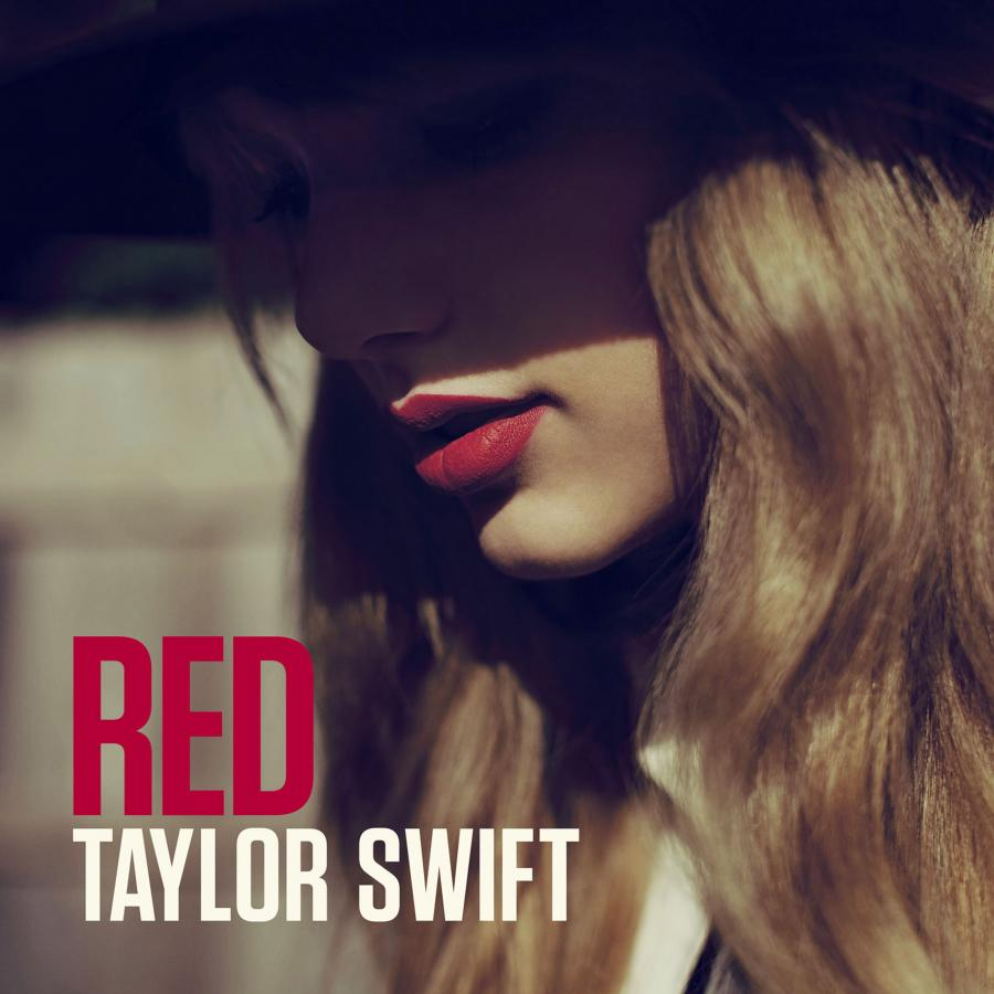 "5. ""RED"" Taylor Swift – 4.235.000"