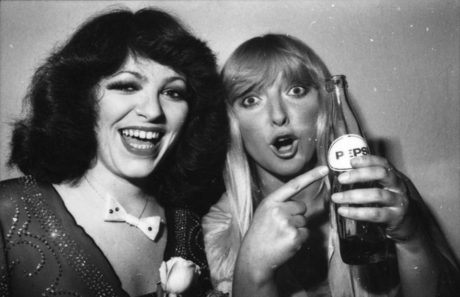 Maryla Rodowicz i Anna Jantar w Opolu w 1979 roku
