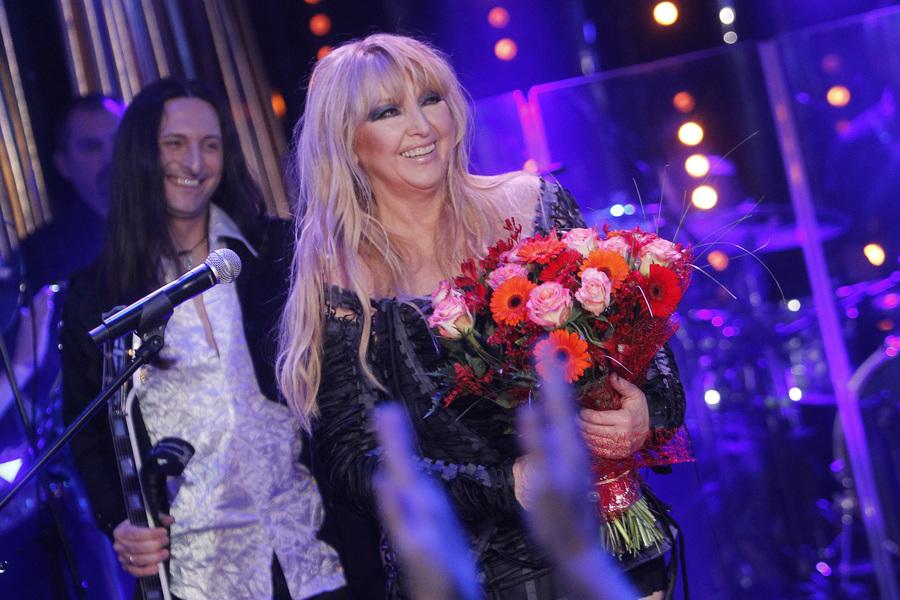"""Maryla Rodowicz na premierze albumu """"50"""""""