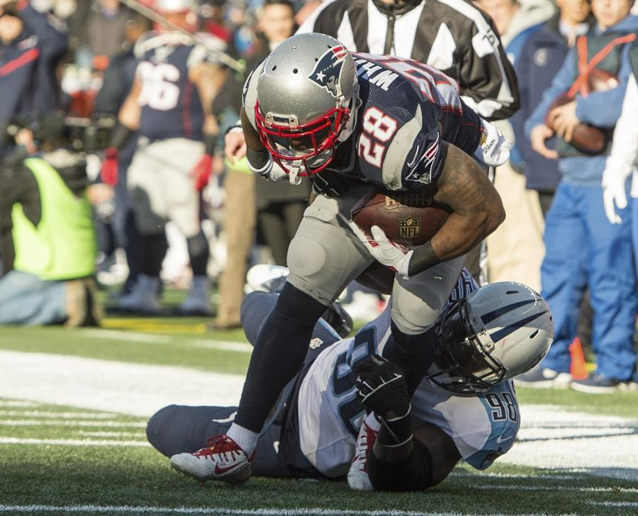 Tennessee Titans - New England Patriots
