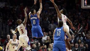Oklahoma City Thunder - Los Angeles Clippers