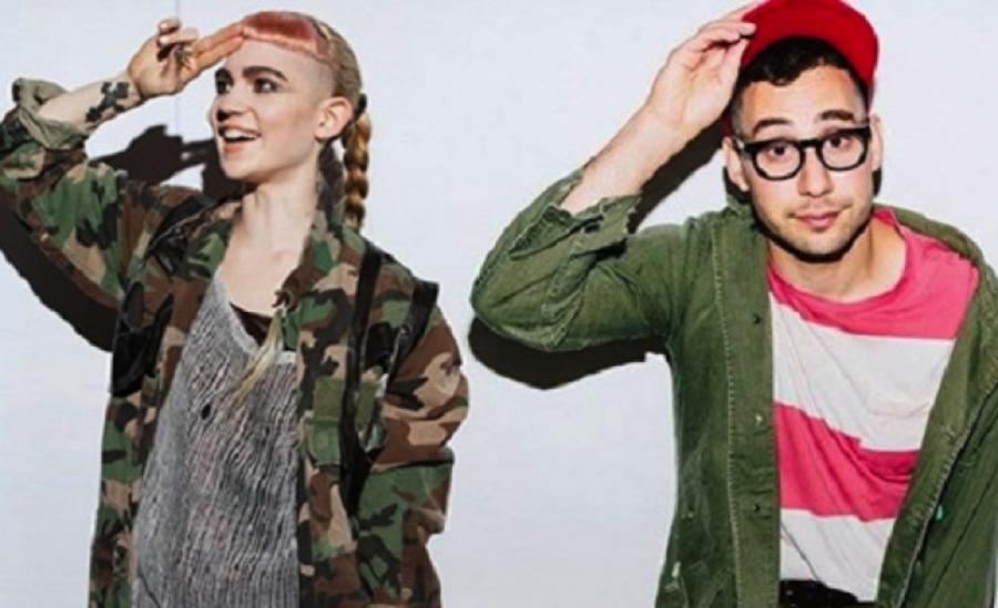 "15. Grimes, Bleachers: ""Entropy"""