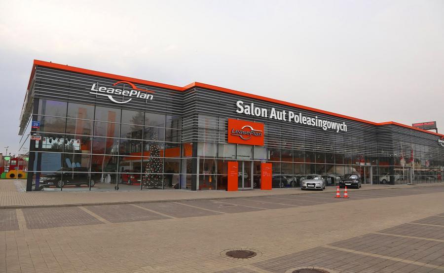 Salon LeasePlan w Warszawie