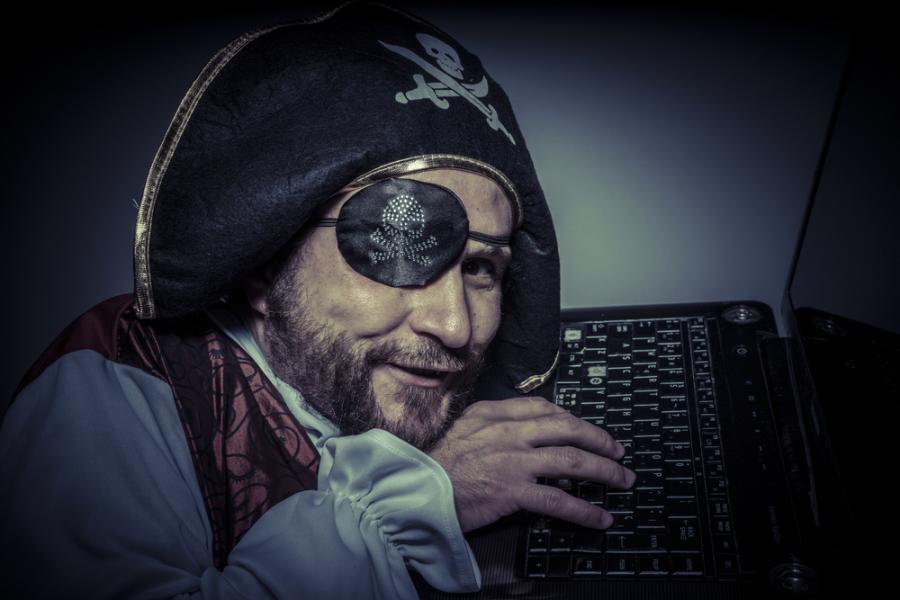Piraci trzymają się świetnie...