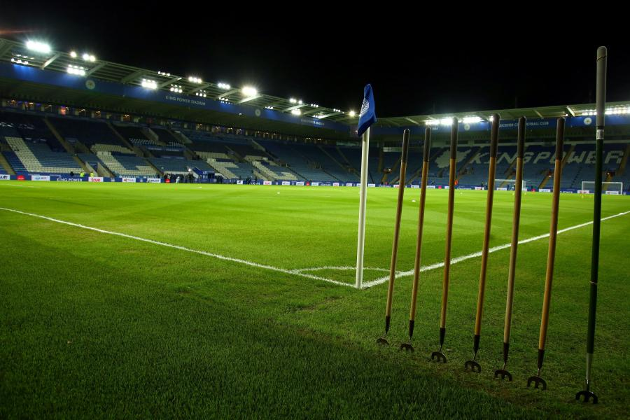 Stadion Leicester City