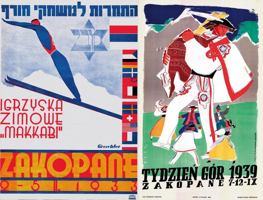 plakaty zakopiańskie