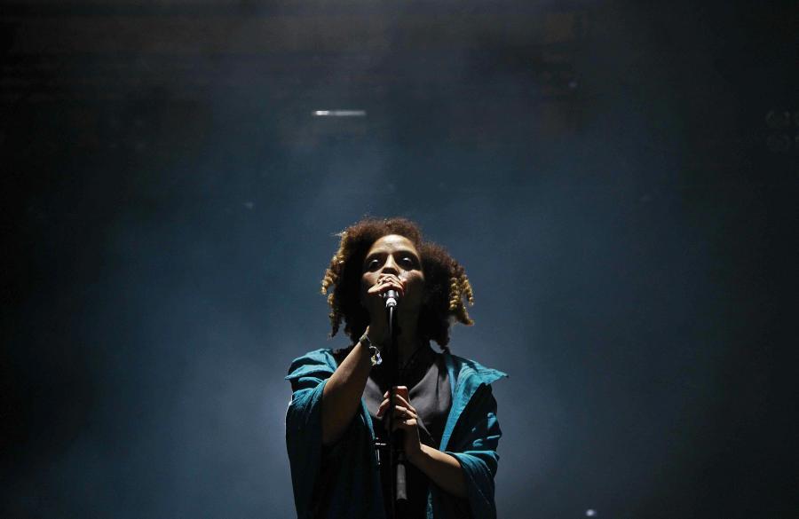 Nowa muzyka Massive Attack w aplikacji