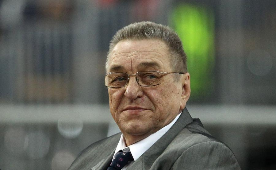 Trener Andrzej Niemczyk
