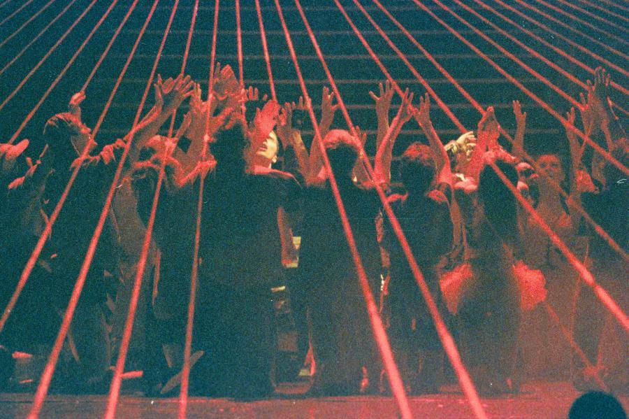 """""""Metro"""" na archiwalnych zdjęciach z 1994 roku"""