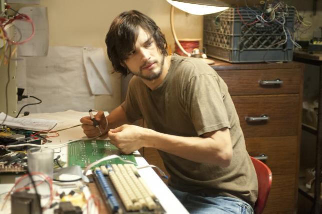 """Ashton Kutcher (""""Jobs"""")"""
