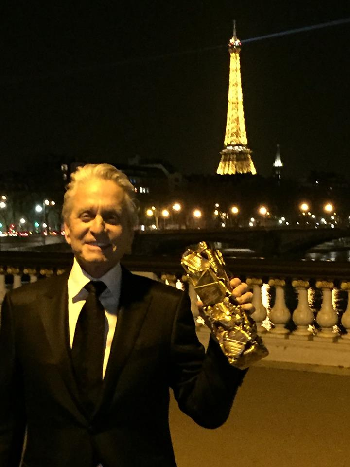 Michael Douglas: Co za noc!