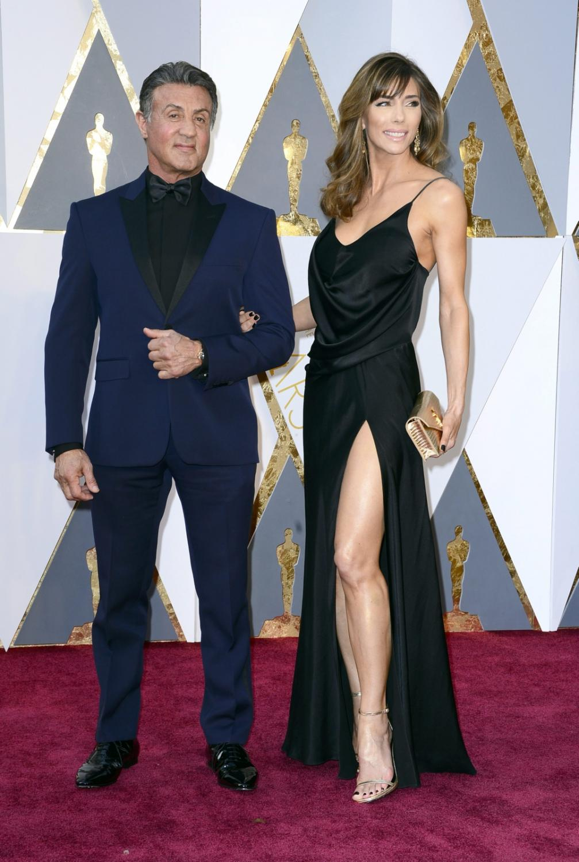 Sylvester Stallone i Jennifer Flavin